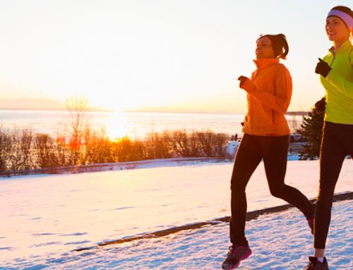 Come correre con il freddo